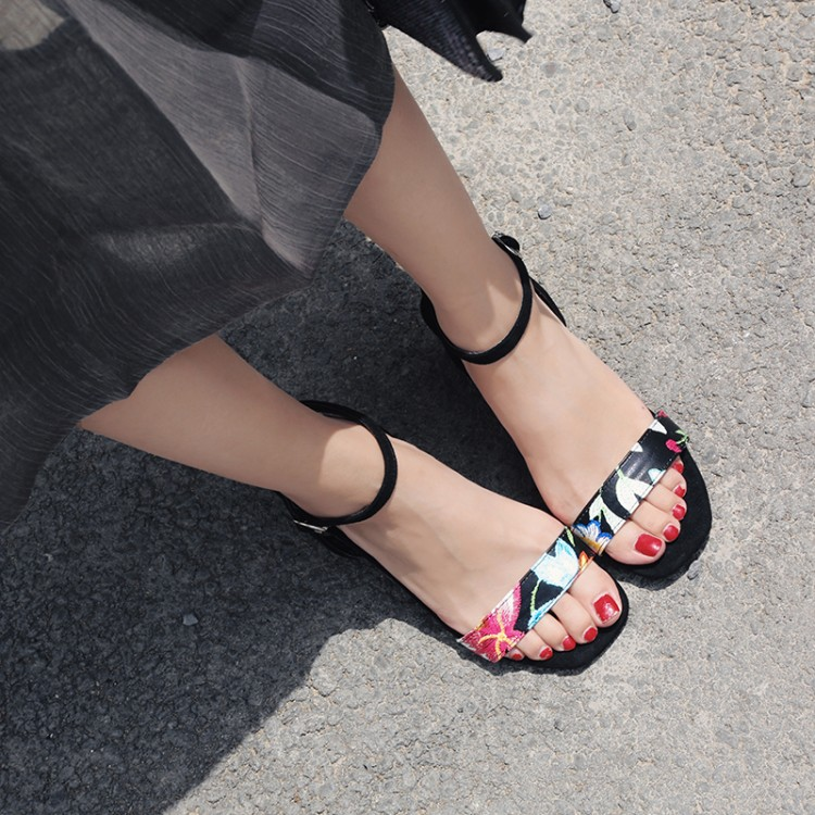 Big Size 11 12 13 14 15 16            high heels sandals women shoes woman summer ladies       Plant flower open-toed sandalsBig Size 11 12 13 14 15 16            high heels sandals women shoes woman summer ladies       Plant flower open-toed sandals