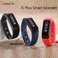 100% original iwown smartband i5 mais pulseira inteligente pulseira bluetooth 4.0 ip68 à prova d' água monitor de sono esporte banda inteligente