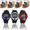 Pulse Heart Rate Monitor Calories Counter Fitness Watch Time Stop Watch Alarm digital watch Reloj Men Women 2017 Wholesale