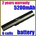 Jigu [precio especial] batería del ordenador portátil para asus a52 a52j k42 k42f k52f k52j series, 70-a31-k52 nxm1b2200z a32-k52 a41-k52 a42-k52
