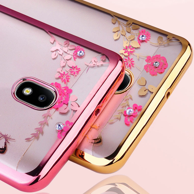 Soft TPU Silicone Cases For Samsung Galaxy S8 Plus S6 S7 Edge A3 A5 A7  J3 J5 J7  Pro J330 J530 J730 Phone Case