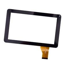9 pulgadas Negro/Blanco para A10 A20 A13 A23 Tablet PC Pantalla Táctil Del Panel de Pantalla Táctil Digitalizador CZY6366A01 TYF1067-20121227-V1 vidrio