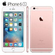 """Оригинальный Разблокирована Apple, iPhone 6 S Мобильный телефон Dual Core 2 ГБ ОПЕРАТИВНОЙ ПАМЯТИ 16/64/128 ГБ ROM 4.7 """"12.0MP Камера 4 Г LTE Смартфон"""