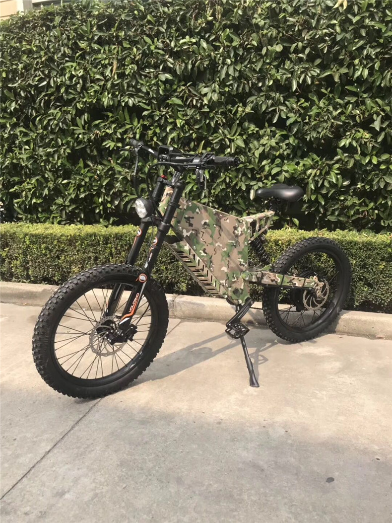 HTB1Vp2jRmzqK1RjSZFjq6zlCFXaD - 72V 3000W electrical mountain bike entrance and rear damping comfortable tail all terrain electrical mountain bike excessive energy electrical off-roa