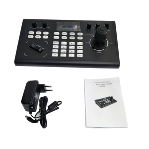 Image 5 - Video Conferencing Network Keyboard Controller joystick RS485/232 RJ45 Ports PelcoD VISCA for HDMI SDI IP Conference Camera