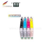 (RCE461-472-474) recarregáveis de recarga de cartuchos de tinta para Impressora Epson T0461 T0472 T0473 T0474 C63 C65 C83 CX3500 CX6500 bkcmy