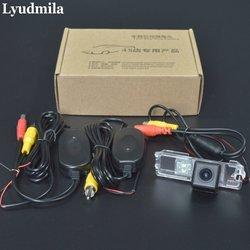 Caméra sans fil pour SEAT Exeo/SEAT Toledo 2005 ~ 2015/caméra de recul de voiture/caméra de recul HD/caméra de stationnement de voiture