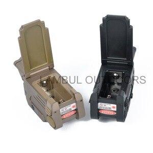 Image 5 - Taktik CNC bitmiş SBAL PL silah ışık el feneri Combo kırmızı lazer tabanca tüfek sabit ve flaş silah ışık CZ 75