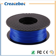 PLA 3D Printer Filament Blue 1.75mm Createbot PLA Filament for Home User Wholesale Price Best Quality