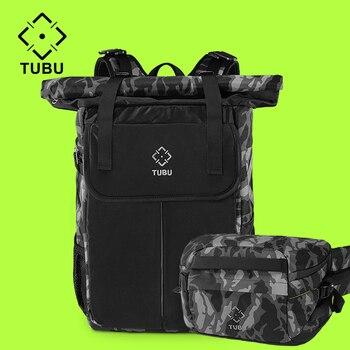 TUBU 2181 DSLR Camera Bag Waterproof Backpack Compact Travel Camera Backpack Men Women Backpack For Digital Camera