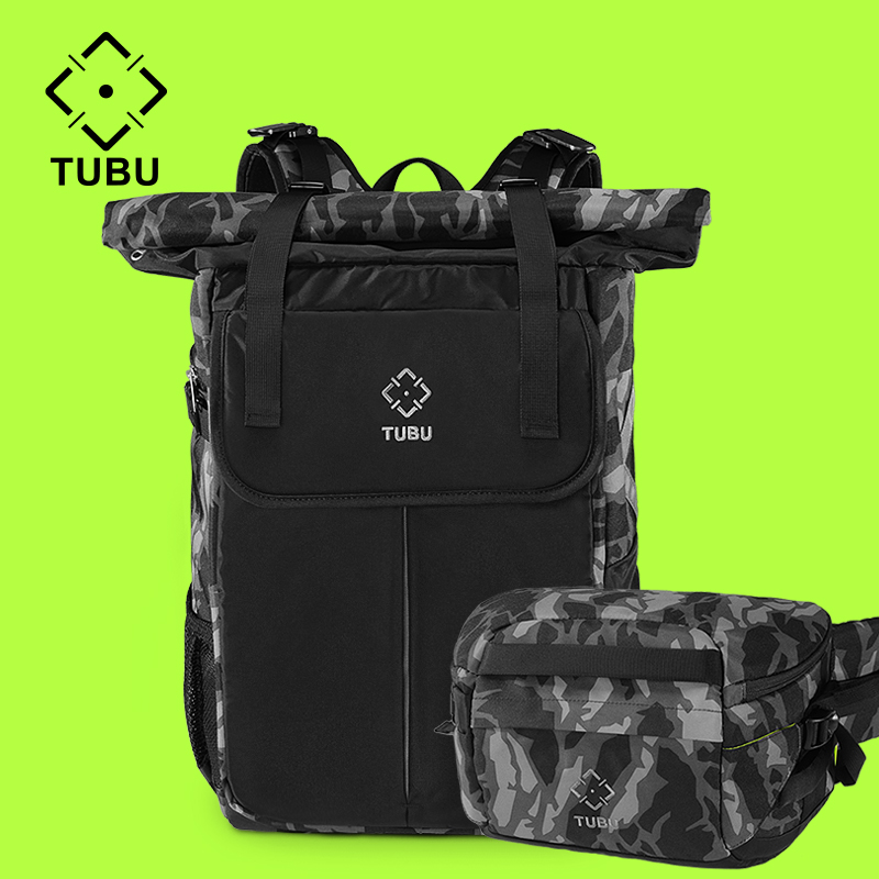 TUBU 2181 DSLR Camera Bag Waterproof Backpack Compact Travel Camera Backpack Men Women Backpack For Digital Camera