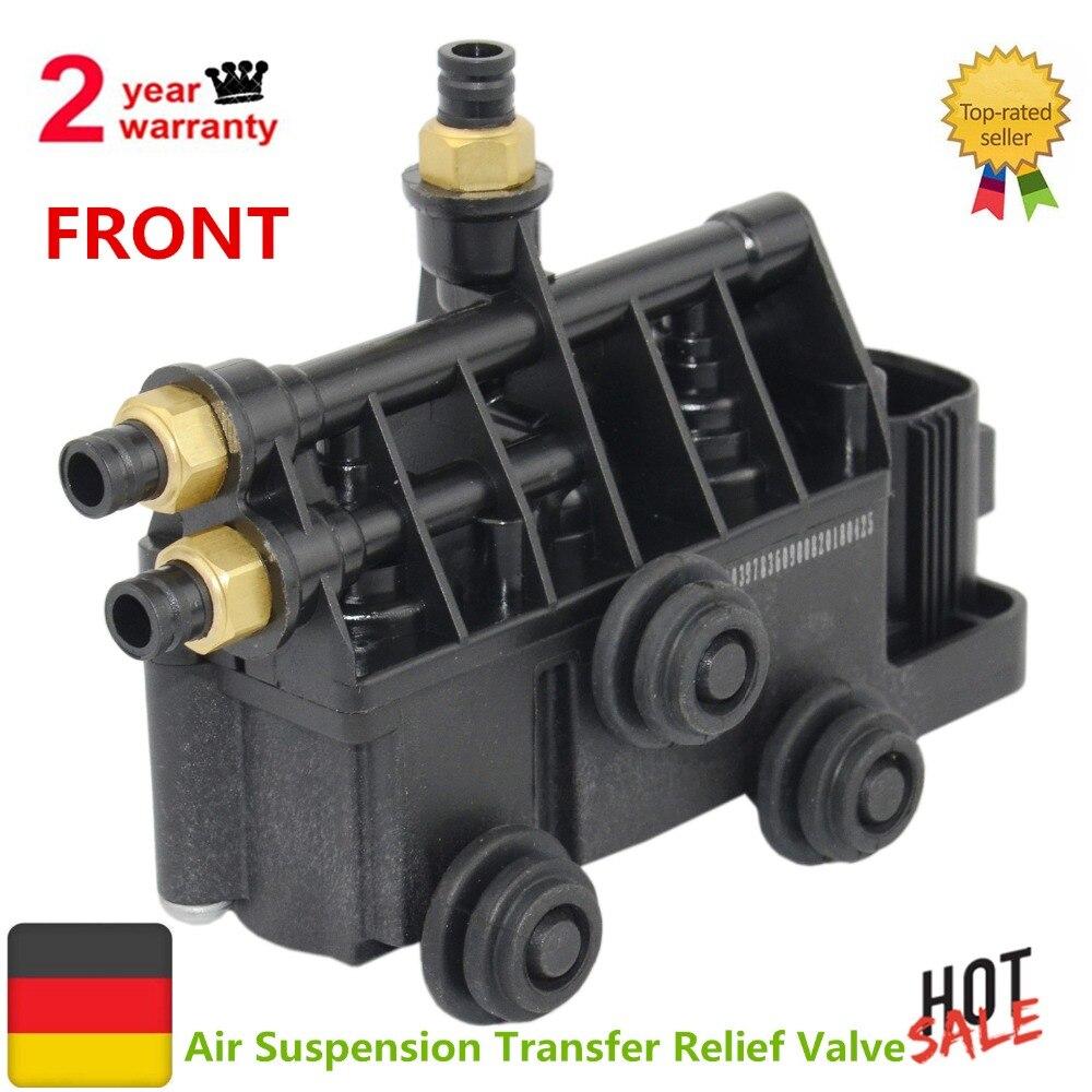 Здесь продается  FRONT Air Suspension Transfer Relief Valve For LAND ROVER LR3 LR4 RR Range Rover Sport 3.0L 5.0L  4.2L  4.4L 4.0L   RVH000095  Автомобили и Мотоциклы