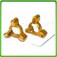 14x18mm 14*18mm Gold Fork Spring Preload Adjusters For Honda CBR 600 F2,F3,F4,F4I 1987 1988 1989 1990 1991 1992 1993 1994 1995