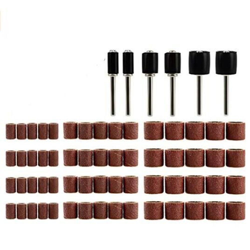 66pcs/lot Electric Grinder Carving Rotary Abrasive Tool Accessory Bit Set For Dremel Grinding Sanding Polishing Cutter Drill