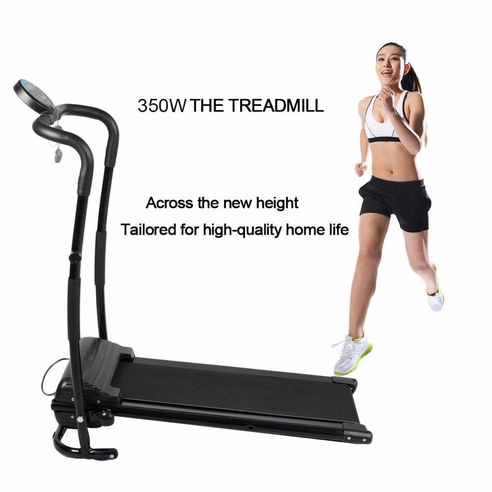350W Mini Household Multifunctional Electric Treadmill Running Machine HSM-T02 Training Fitness Sports Equipment Ship from US кулоны подвески медальоны element47 by jv sn26929 w1