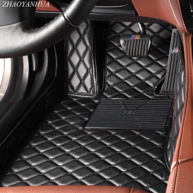 Weather Car Mats >> Aliexpress Com Buy Zhaoyanhua Car Floor Mats For Toyota Tundra