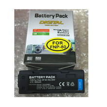 Promo offer NP-80 lithium battery  NP 80 Digital camera battery For Fujifilm FNP-80 FNP80 NP-80 NP80 DC-4800 DC-4900 DC-6800 MX-6900 X-2700
