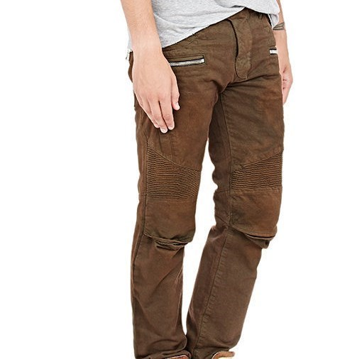 light brown pants men - Pi Pants