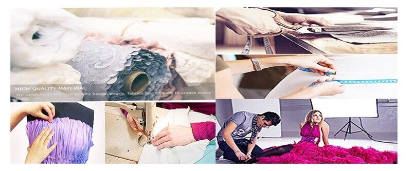 Bealegantom Elegant Burgundy Bollklänning Lace Quinceanera - Särskilda tillfällen klänningar - Foto 6