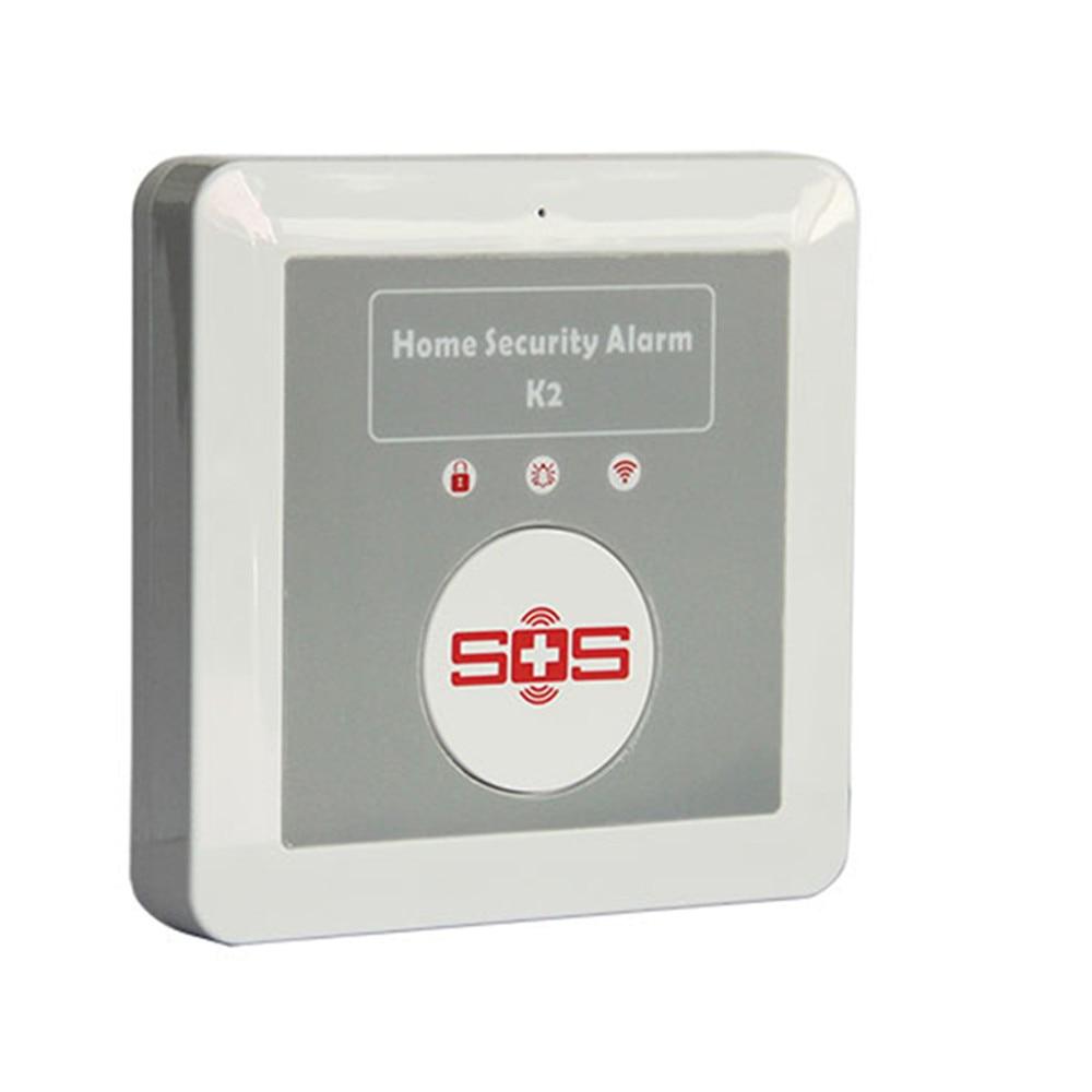 Wireless Gsm Auto Daler Burglar Aarm Home Security Burglar House GSM control panel K2 ...