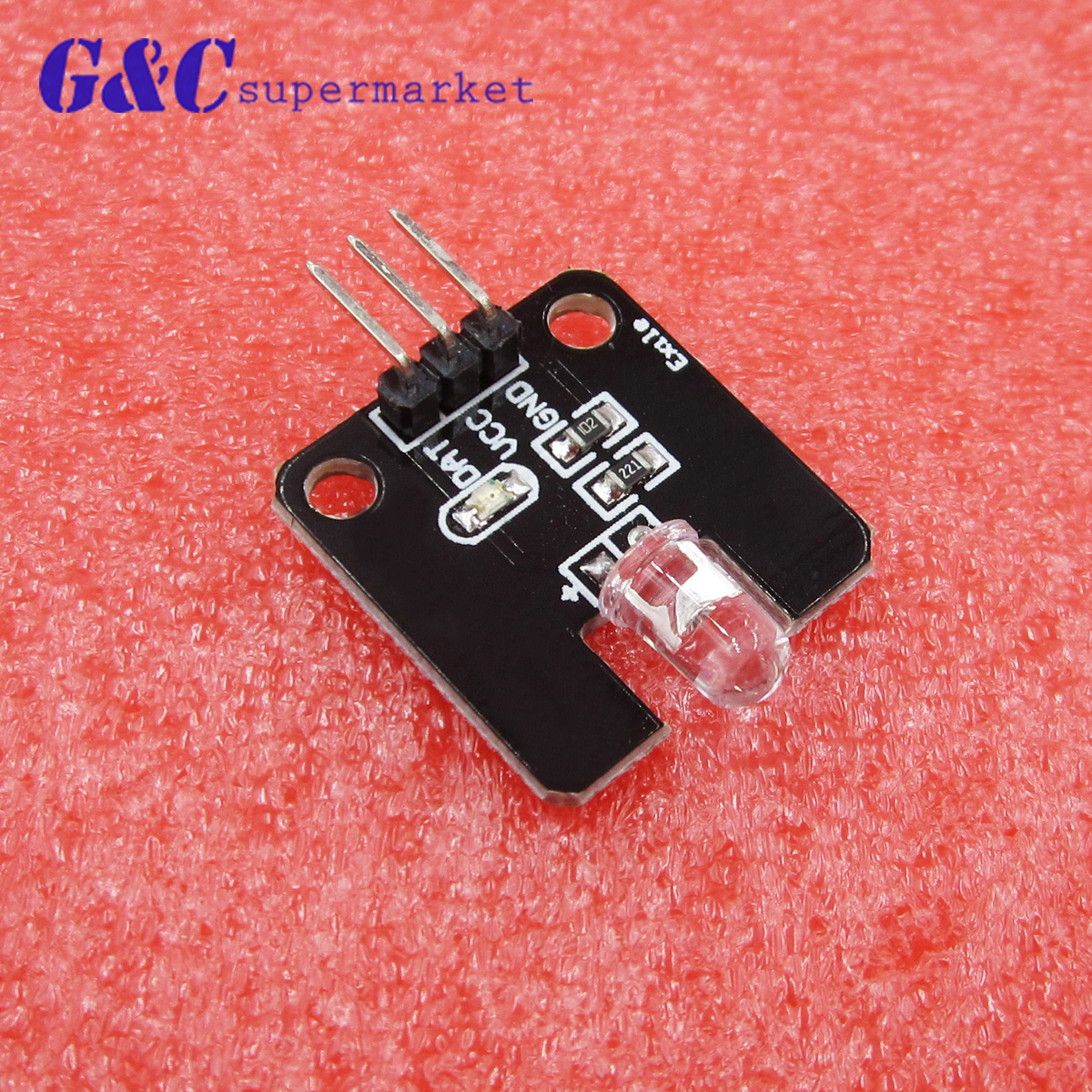 Infrared Emission Module IR Transmitter Module For Arduino