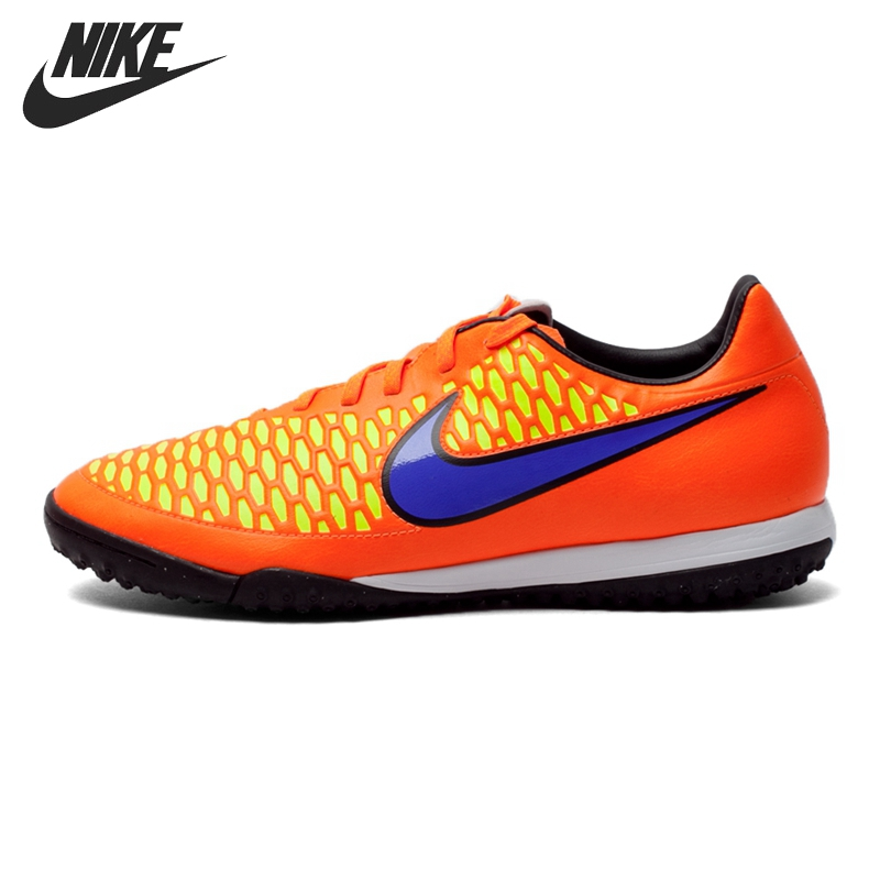 Original  NIKE  MAGISTA ONDA TF  Men's Soccer Shoes Football Sneakers kelme football shoes boots for adult children 30 39 train sneakers tobillera soccer cleats zapatillas deporte light soft flats49