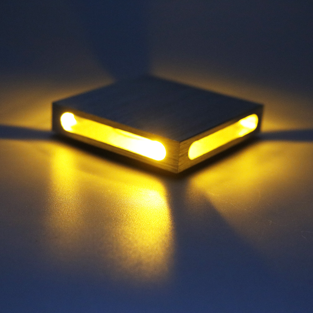 High quality 3W LED 110V 220V Modern Energy saving Aluminum Wall light for corridor decoration bedroom living room wall lamps DA