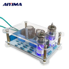 AIYIMA Tube Amplifiers Audio DIY Kits 6J1 Bile Buffer Amplified Signal Tube Buffer Plate Parts QJ015 Spare Parts