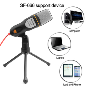 Image 5 - FELYBY Professional Condenser Microphone Sound Podcast Studio Microfone for PC and phone Laptop Office meeting Speech Karaoke