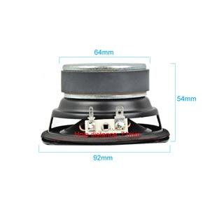 Image 4 - AIYIMA 1Pcs 3.5 Inch Full Range Speaker HIFI  8 O hm 20W Bass Speaker Driver Audio Loudspeaker For Car Modification DIY