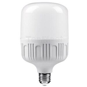 Image 4 - LED lamp E27 LED Bulb AC 220V 230V 240V 50W 40W 30W 20W 15W 10W 5W Lampada LED Spotlight Cold White Warm White lamp Lamps light