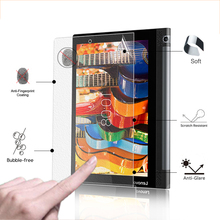 BEST Anti-Scratches Display screen Protector Movie For Lenovo YOGA Tab Three 10 X50F 10.1″ pill computer Anti-Glare Matte Protecting Movie