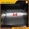 Precio bajo Cinco Piezas A4 Transparencias con Serigrafía Material De Inyección De Tinta y Láser Precio Al Por Mayor