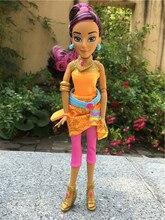 "Disney Discendenti Luci Al Neon Palla 11 ""/28 cm Jordan Auradon Prep Action Figure Toy Dolls New Allentato"