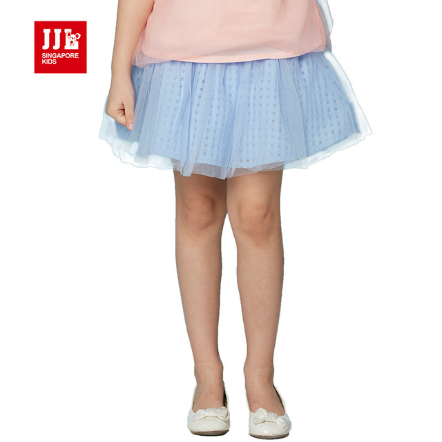 girls minin skirts ballet clothes costume tulle pettiskirt princess children skirt lace short skirt
