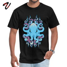 Young T Shirts Twisted Tentacles Men T-shirt Marvel Designer Tshirt Art Design Tee Shirts Hot Sale Geek Male Streetwear Hip Hop цена и фото