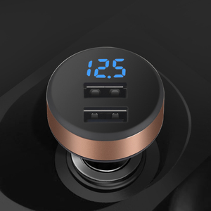 Auto USB Car Charger 12v For I