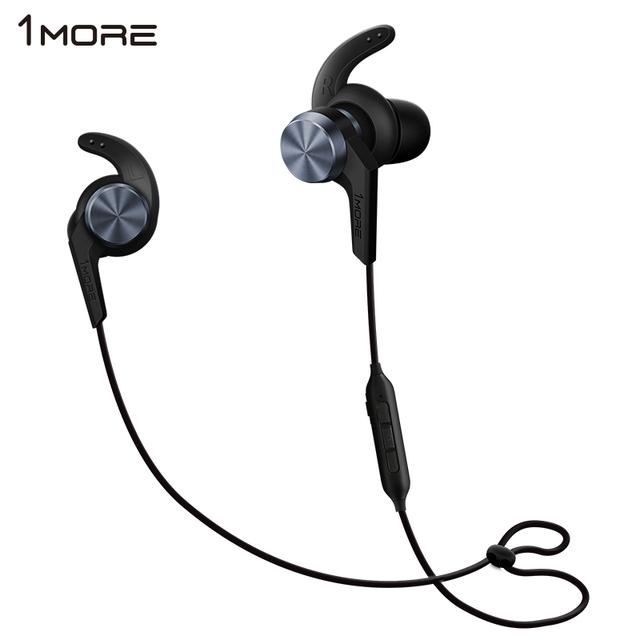 2016 Original 1 MÁS iBFree Deportes Running Auricular Inalámbrico Bluetooth 4.1 Auriculares En La Oreja Los Auriculares con Micrófono Soporte aptX