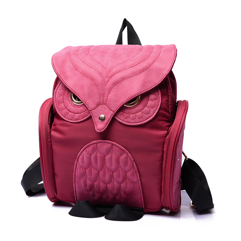 Popular Owl Backpack Purse-Buy Cheap Owl Backpack Purse lots from ...