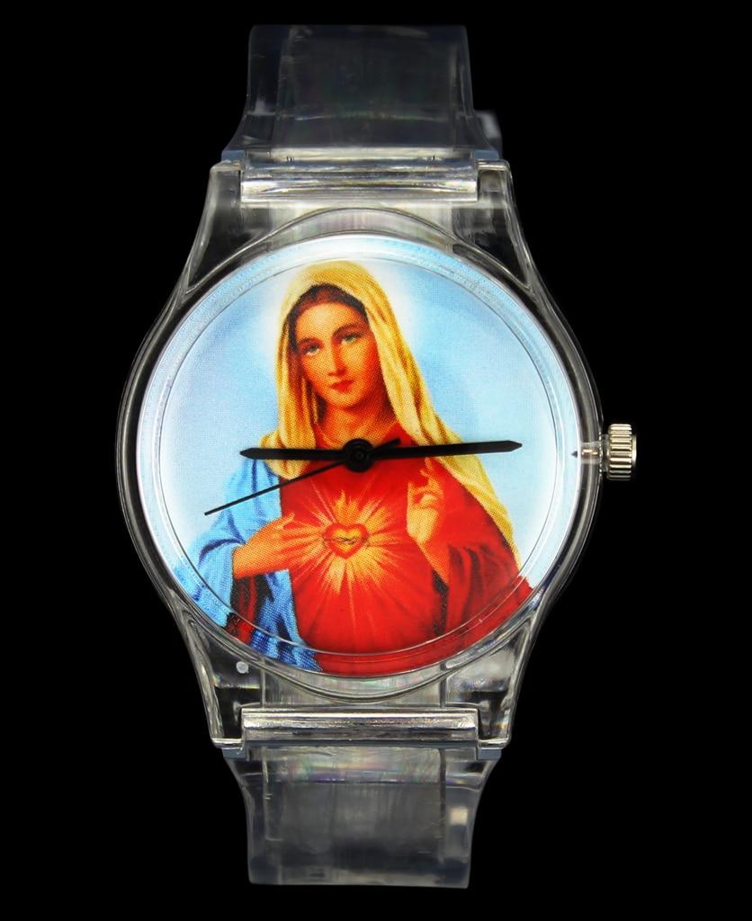 ღვთისმშობელი ჯვარი - მამაკაცის საათები - ფოტო 5