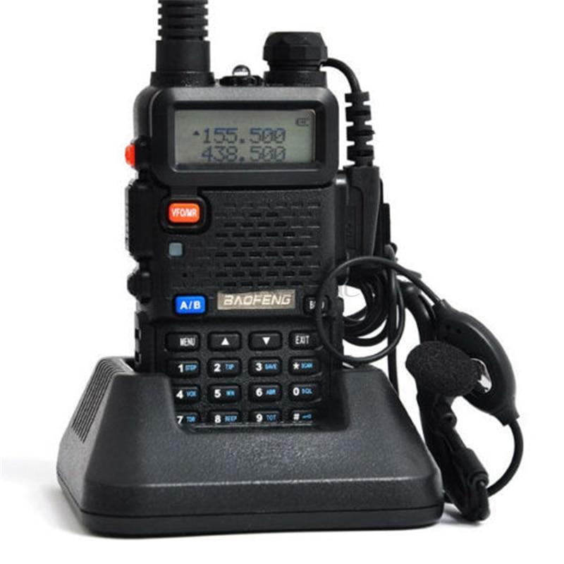 10pcs Original BaoFeng UV 5R walkie talkie transceiver Professional CB radio 5W 8W 5R VHF UHF