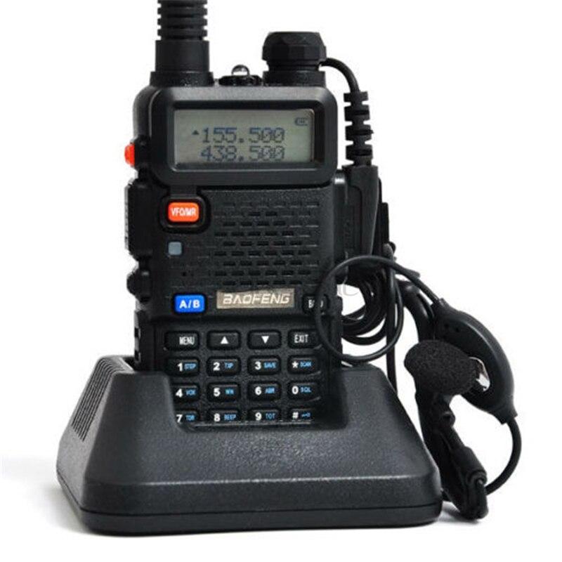 10 pièces Original BaoFeng UV 5R talkie walkie émetteur récepteur professionnel CB radio 5 W 8 W 5R VHF UHF double bande bidirectionnelle radio jambon uv5r-in Talkie Walkie from Téléphones portables et télécommunications on AliExpress - 11.11_Double 11_Singles' Day 1