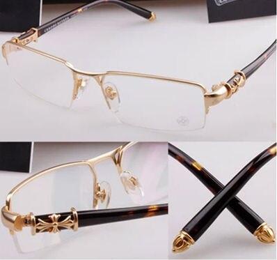 designer eyewear yrmf  5pcs Luxury Top Fashion 2014 Flex Semi Rimless American Japanese Style Mens  Brand Designer Eyeglasses,