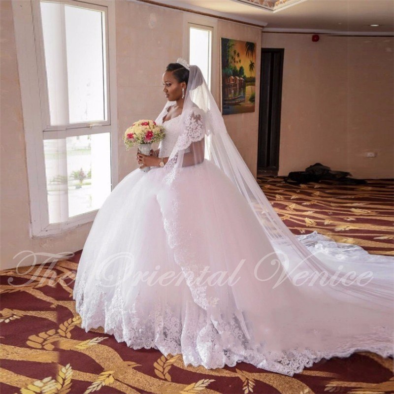 Nigerian Wedding Gowns: Popular African Wedding Dress-Buy Cheap African Wedding
