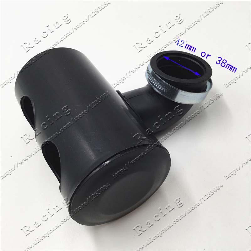 38mm ou 42mm acessórios da motocicleta de atv do filtro de ar 150-250 cc atv filtro de ar grande bull filtro de ar filtro de ar