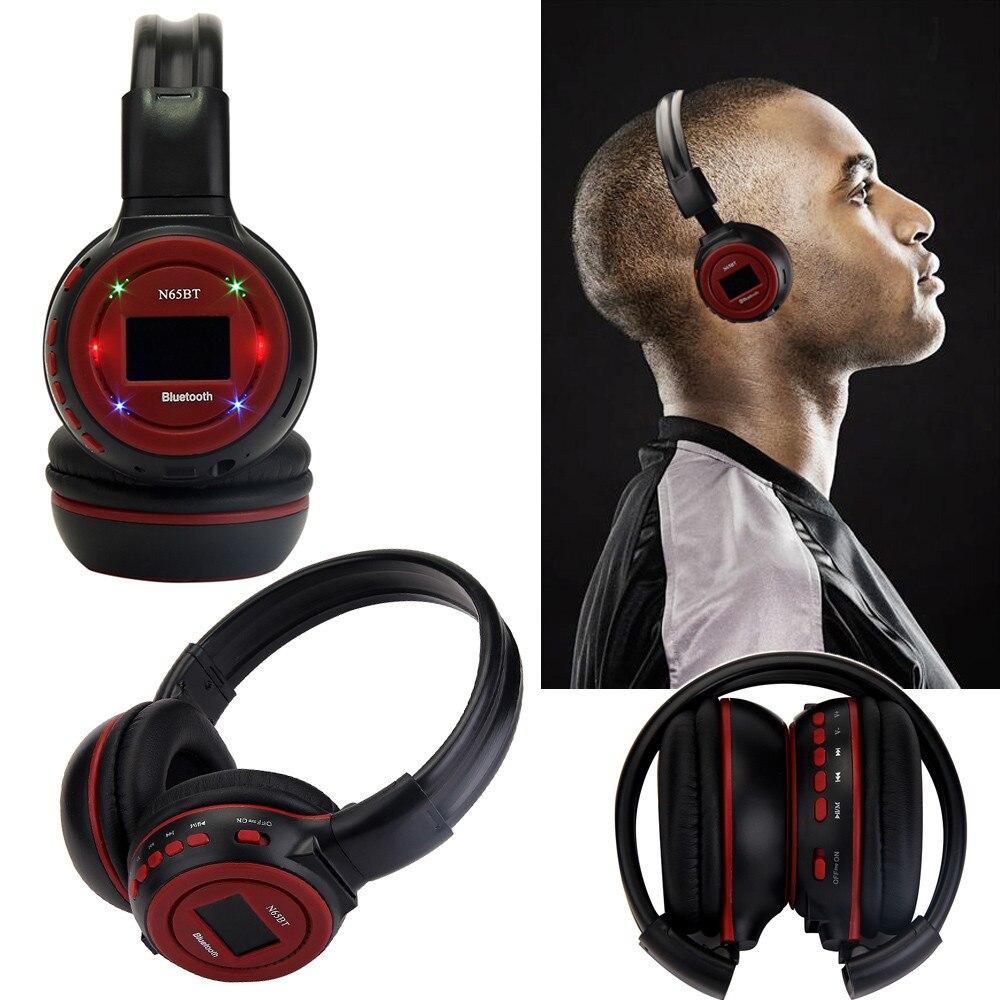 цена на HIPERDEAL Bluetooth Headphone Wireless Headphones Sports Run 3.0 Stereo Headset Big Earphone With Microphone Music D30 Jan16