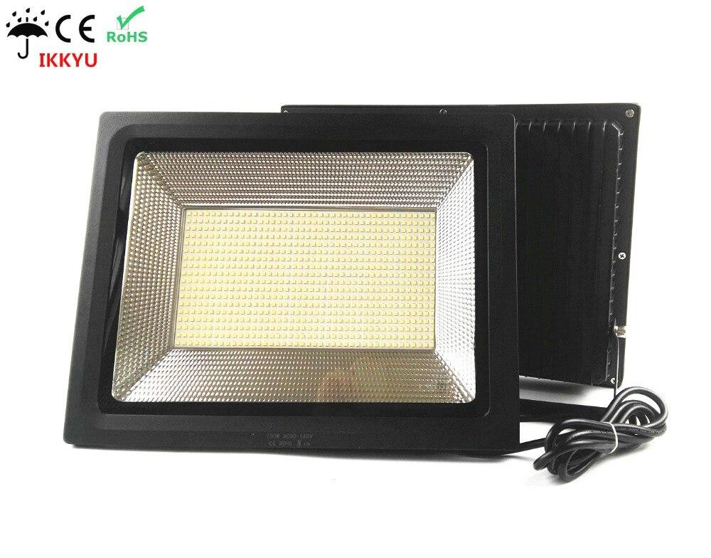 LED Floodlight 150W Outdoor Safety lamp IP65 Waterproof Stadium Light 12000LM Equivalent 700W HPS Lamp 3000K /6500K
