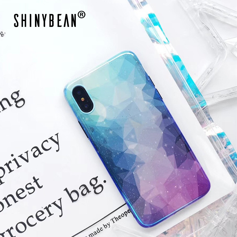 Maiyaca Cartoon Glossy Moon Stars Cosmos For Iphone 4 5c 5s 6s 7 8 Plus X Xr Xs Max Phone Cases Transparent Soft Tpu Cover Cases Cellphones & Telecommunications