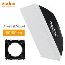 """Godox Pro 24 """"x 35"""" 60x90 cm Softbox Universal Montieren Studio Strobe Beleuchtung K 150A K 180A 250SDI 300SDI E250 E300"""