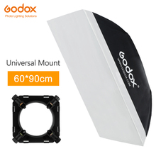 """Godox Pro 24 """"x 35"""" 60x90 cm Softbox Universal Mount Studio Strobe Verlichting K 150A K 180A 250SDI 300SDI E250 E300"""